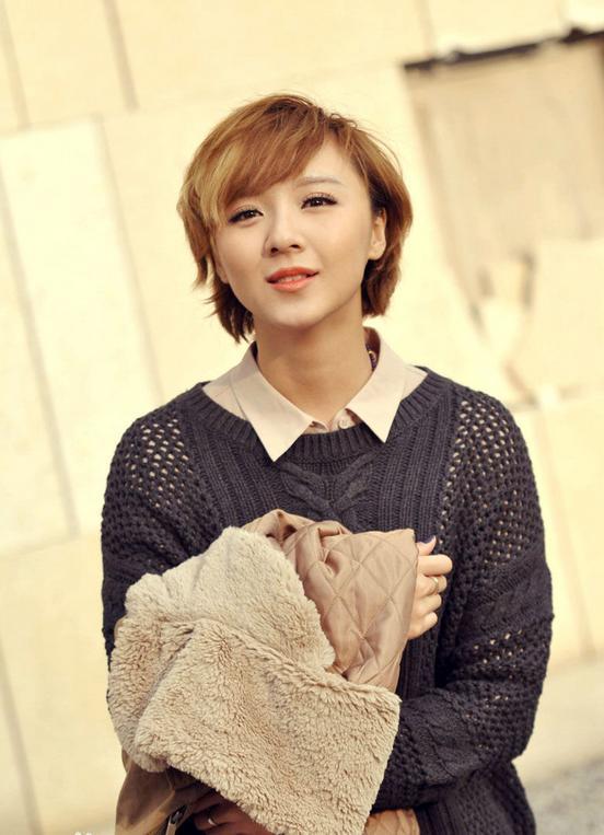 刘婧 ,青年演员