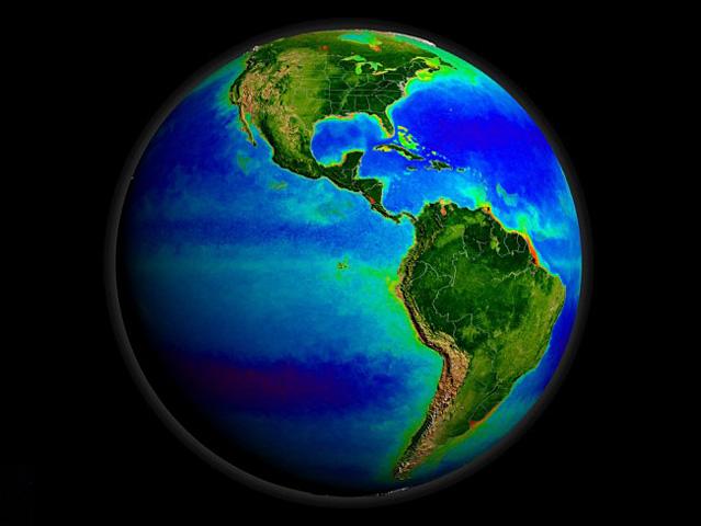 海报背景 深蓝 地球