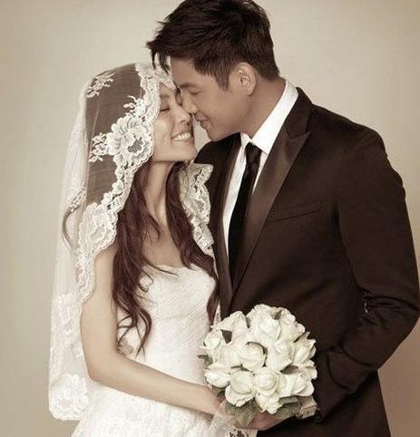 2011年明星婚事排行榜