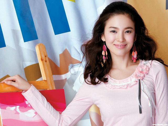 韩国最美十大美女明星排行榜