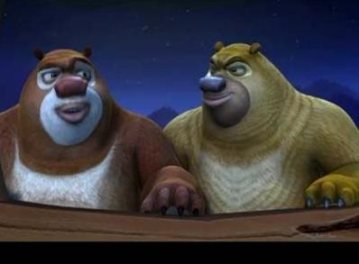 动画片《熊出没》图片