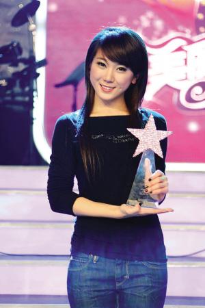 程程-中国最受欢迎的女明星新人榜-天天排行网