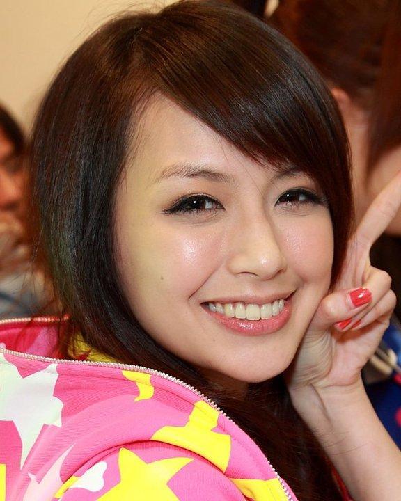 迅猛龙郭怡廷 中国最红美女明星排行榜中榜