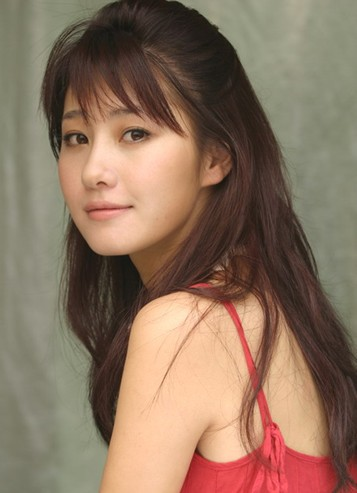 赵冉-中国最受欢迎的女明星新人榜