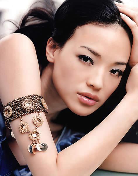 舒淇-中国最性感的美女明星排行榜-天天排行网