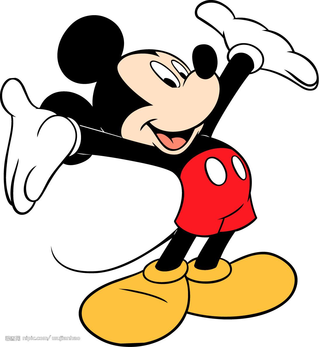 米老鼠 mickey 经典动漫人物卡通形象排行榜 天
