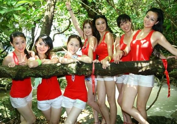 扬州美女 中国美女城市排行榜中榜