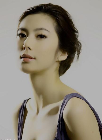 王珂 中国最性感的美女明星排行榜