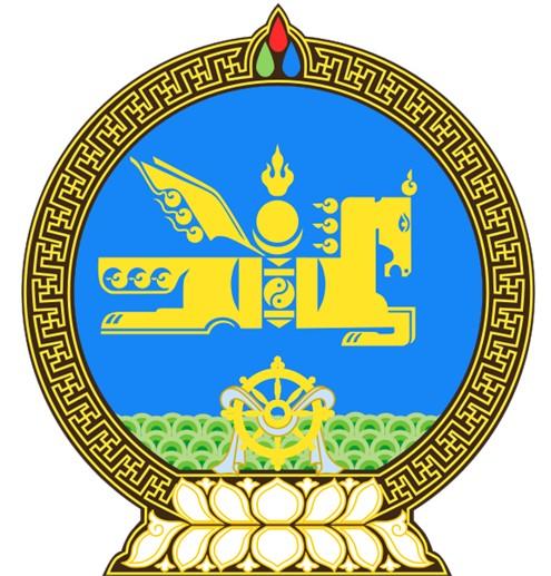 蒙古国徽图片