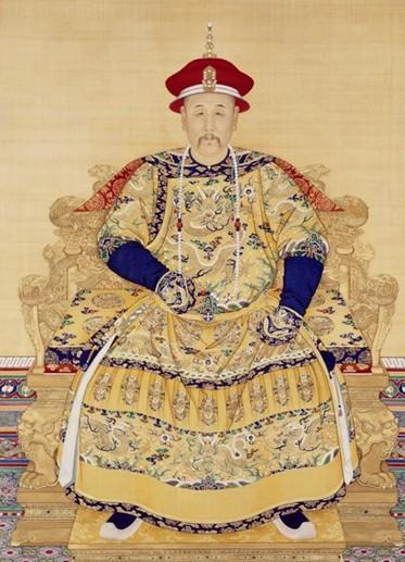 清世宗-雍正-中国古代著名帝王排行榜-天天排行