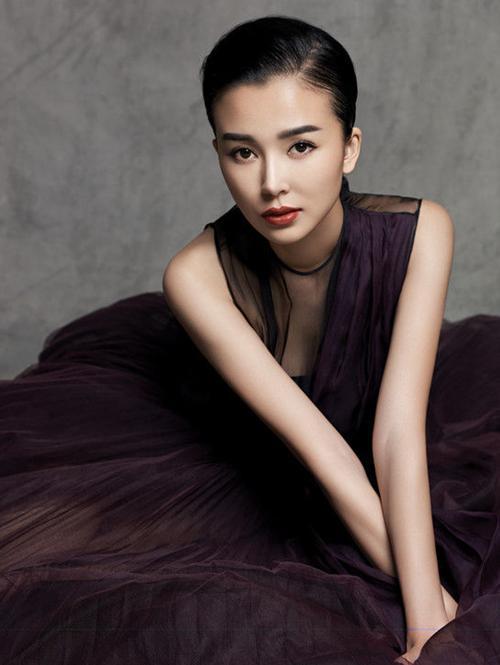 姚星彤 中国最性感的美女明星排行榜