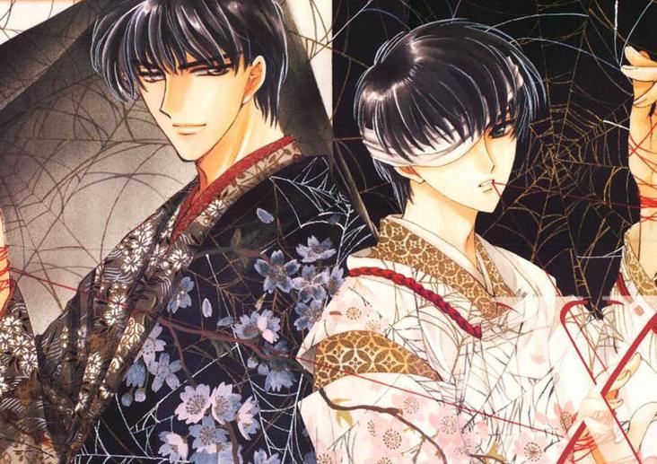 樱冢星史郎和皇昴流_樱冢星史郎皇昴流舞里看花的照片