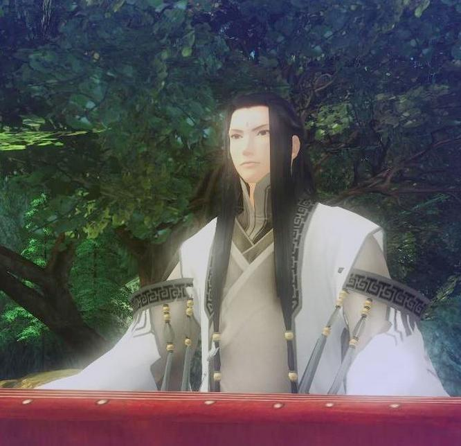 太子长琴-最受欢迎的国产二次元男神排行榜