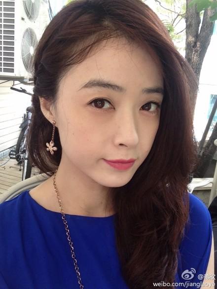 蒋欣 中国最红美女明星排行榜中榜