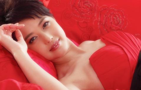 周海媚 中国最红美女明星排行榜中榜