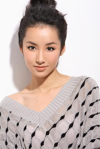 吕一-中国最受欢迎的女明星新人榜-天天排行网