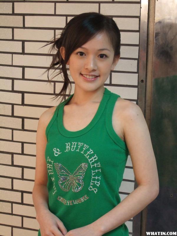 林彦君 中国最红美女明星排行榜中榜