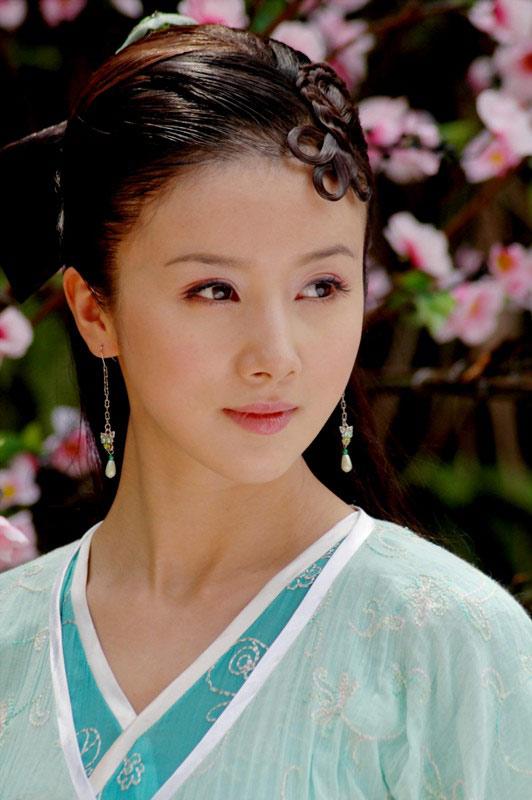 孙菲菲 中国最受欢迎的女明星新人榜
