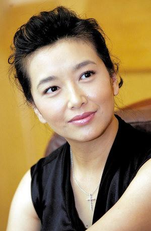 江珊 中国演技实力派女演员排行榜中榜 竖