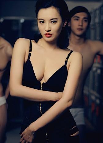 莫小棋 中国最性感的美女明星排行榜