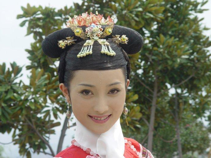 蒋林静 中国最红美女明星排行榜中榜