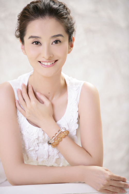 陈铂西 中国最红美女明星排行榜中榜