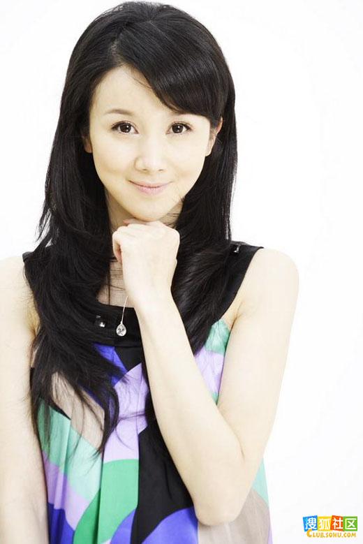 孙菲菲 中国最性感的美女明星排行榜