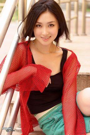 涂黎曼 中国最性感的美女明星排行榜