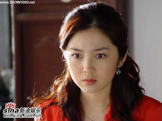 张镝 中国最红美女明星排行榜中榜