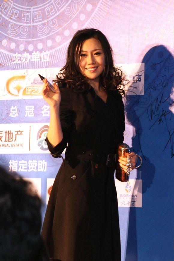 钱天韵 中国最红美女明星排行榜中榜