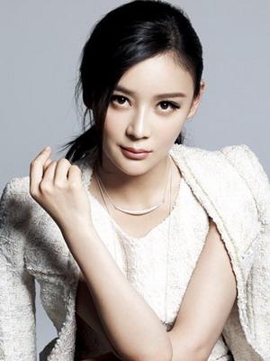 袁姗姗 中国最性感的美女明星排行榜