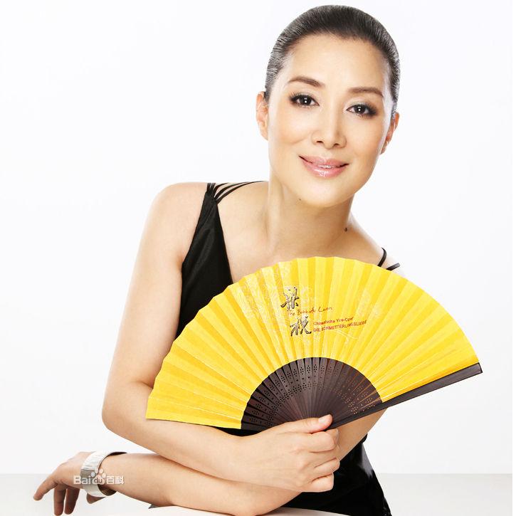 茅威涛 中国最红美女明星排行榜中榜