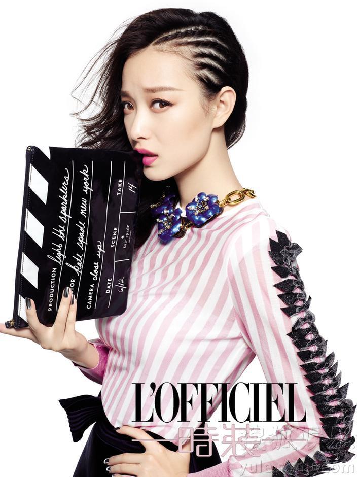 倪妮 中国最红美女明星排行榜中榜