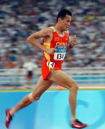 窦兆波-中国著名田径运动员排行榜中榜-天天排