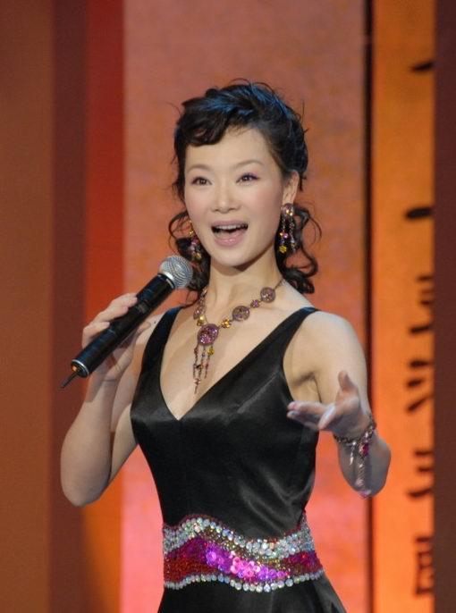 吕薇 中国最红美女明星排行榜中榜