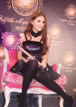 昆凌 中国最性感的美女明星排行榜