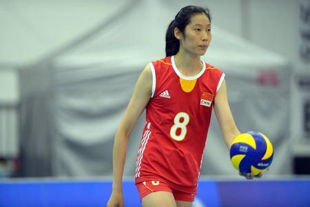 朱婷 中国最著名的排球运动员排行榜