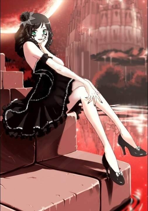 墨冥四号莫莫 最受欢迎的国产二次元美女排行