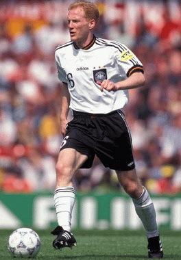 马蒂亚斯·萨默尔-世界上最著名的足球明星排行榜