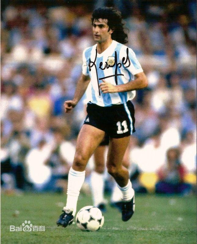阿尔贝托·肯佩斯-世界上最著名的足球明星排行榜
