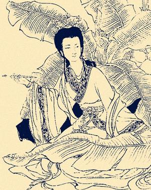 卫铄 中国古代著名女子排行榜中榜