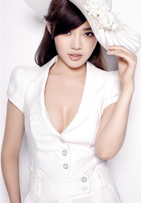 徐冬冬 中国最红美女明星排行榜中榜