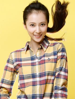 关慧卿-中国最受欢迎的女明星新人榜-天天排行