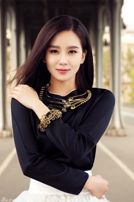 中国最红美女明星排行榜中榜;