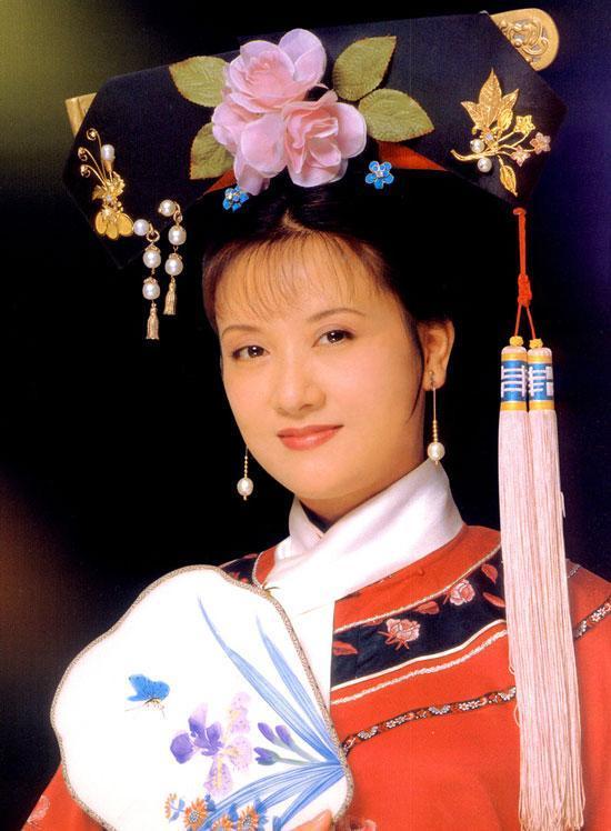 邓婕 中国最红美女明星排行榜中榜