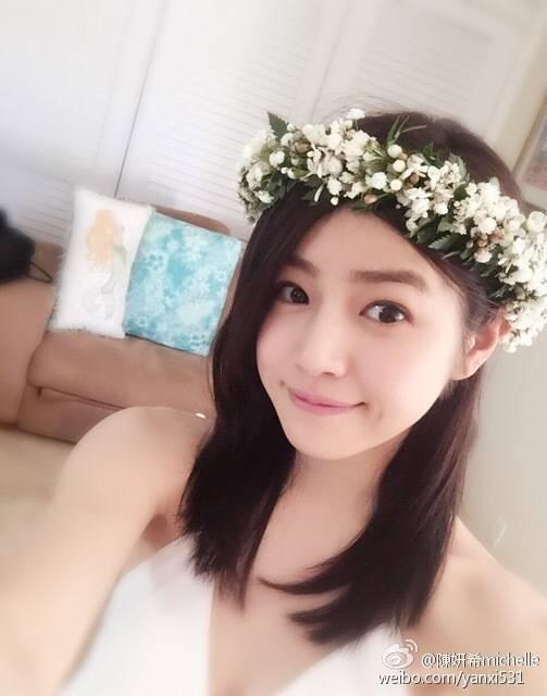 陈妍希 中国最红美女明星排行榜中榜