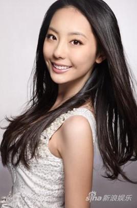 苗洛依 中国最红美女明星排行榜中榜