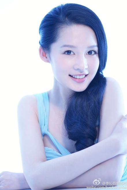 李沁-中国最受欢迎的女明星新人榜-天天排行网
