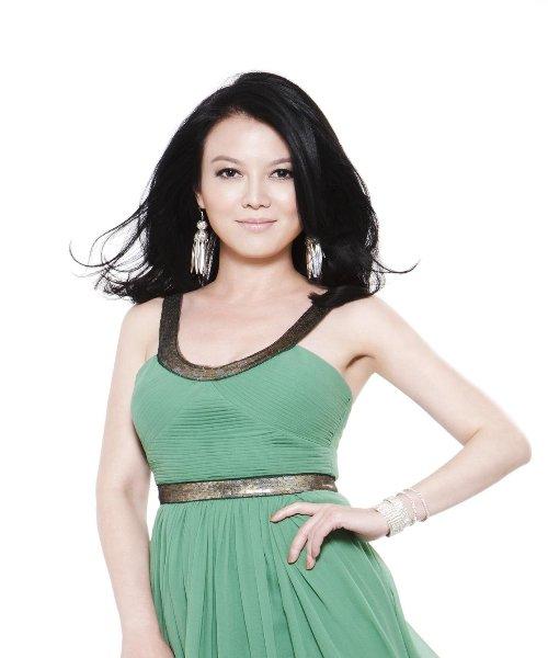 苗可丽 中国最红美女明星排行榜中榜