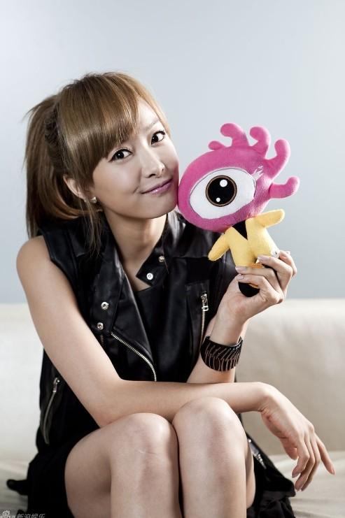 宋茜-中国最受欢迎的女明星新人榜-天天排行网